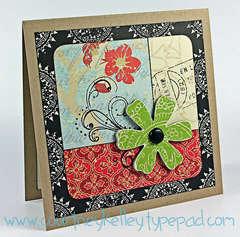 Flower & Flourish Card