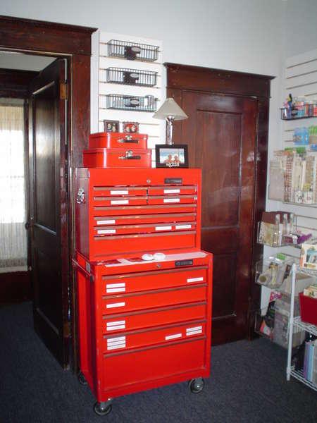 Tool Storage Toolbox