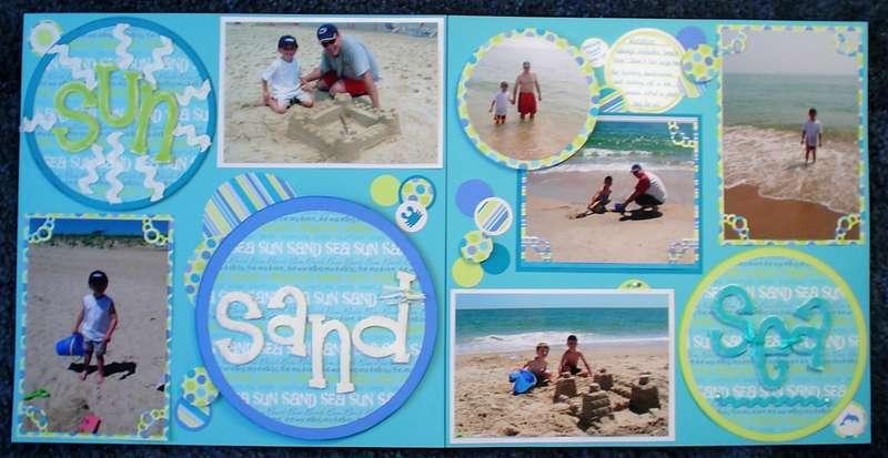 Sun, Sand, Sea