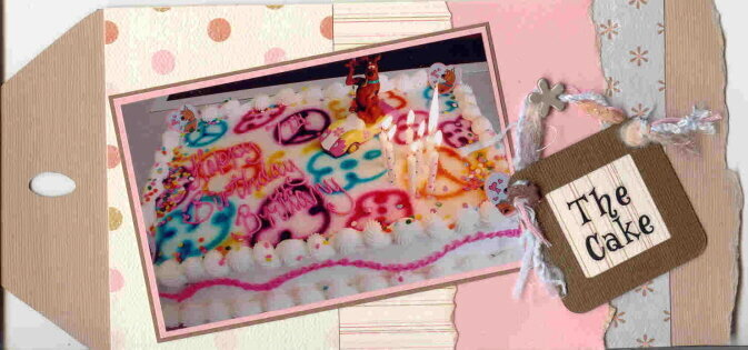 Birthday Tag Book 03