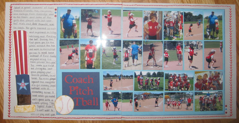 Coach Pitch Tball