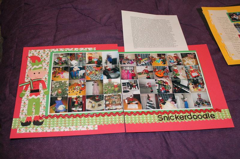 Snickerdoodle hidden journaling