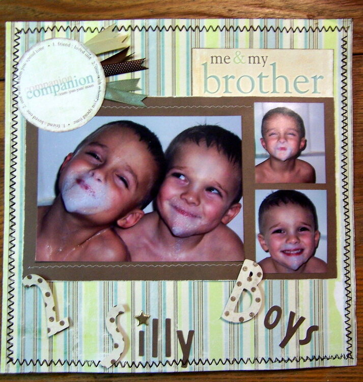 2 Silly Brothers