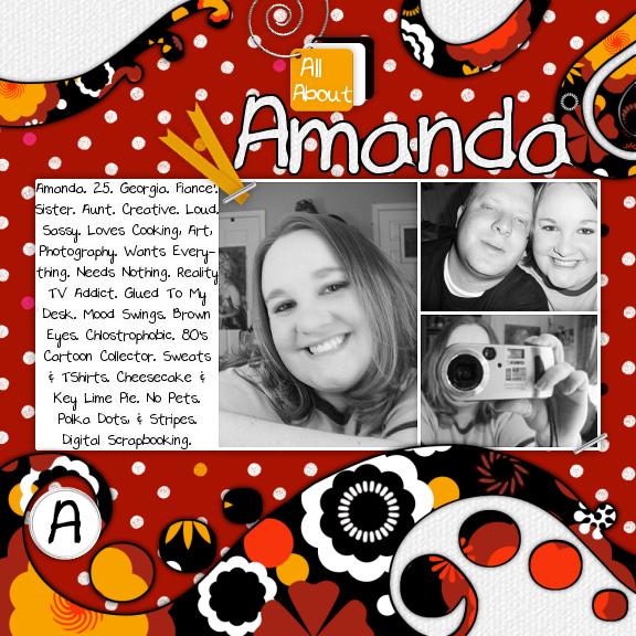All About Amanda