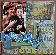 Mother Hands Heart