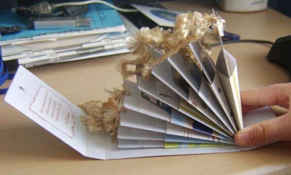Mini Envelope Album