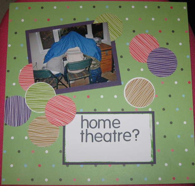 Home Theatre?