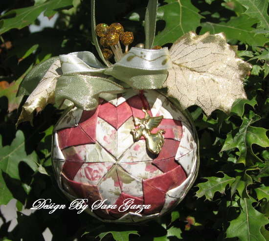 Hand Crafted Ornament #4