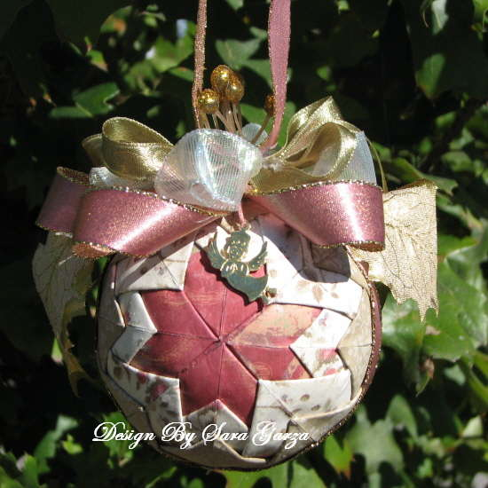 Hand Crafted Ornament #1