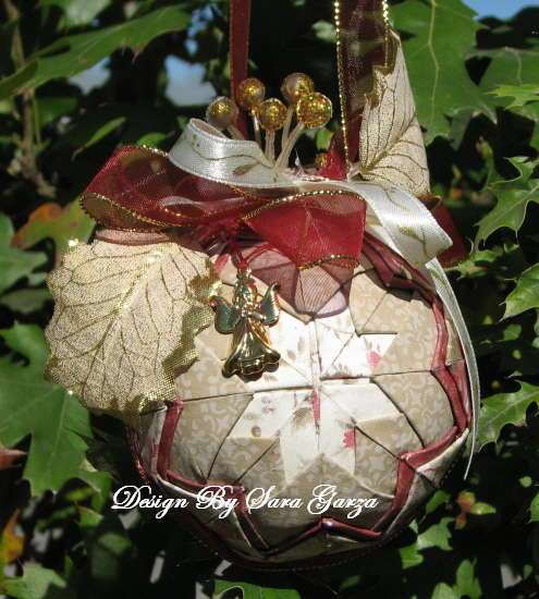Hand Crafted Ornament #2