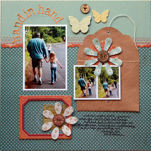 Hand in Hand **Studio Calico Field Guide kit**