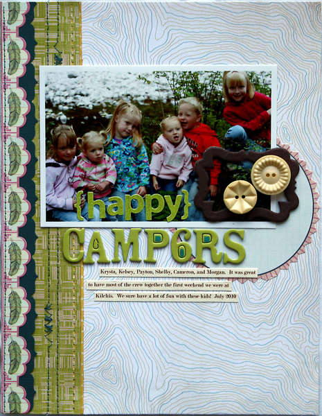 Happy Campers **Studio Calico**