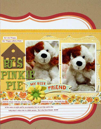 PJ's Pinkie Pie  **Studio Calico**