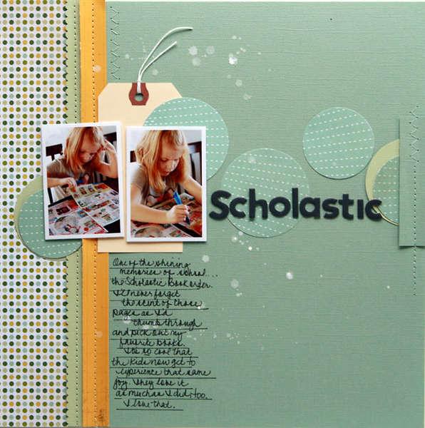 Scholastic  **Studio Calico Take Note**