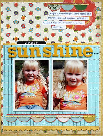Sunshine  **Studio Calico**