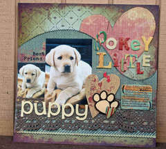Pokey Little Puppy