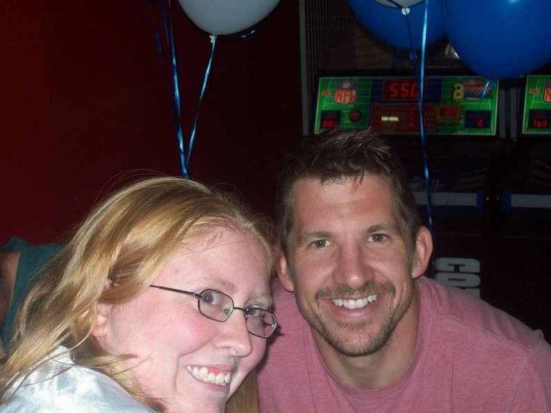 dallas clark and me