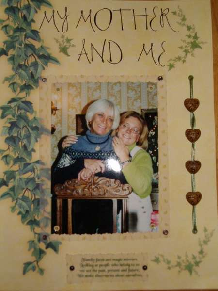 My Mother & Me