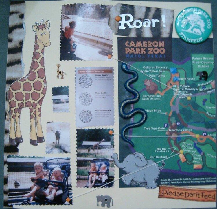 Zoo Part 1