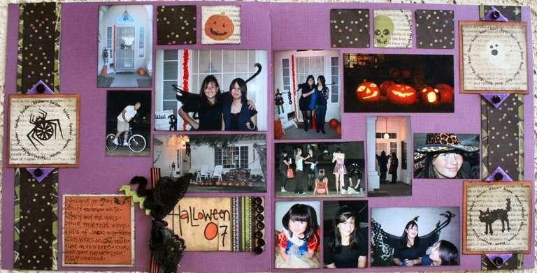 RUSTY PICKLE DT CREATION halloween 07