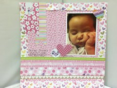 Perfectly Precious layout featuring Bella Blvd