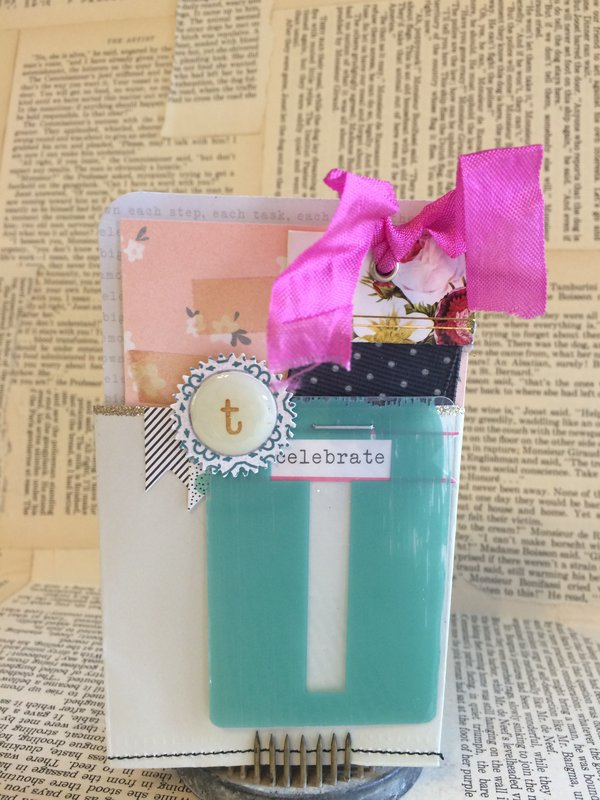 American Crafts/Crate Paper project