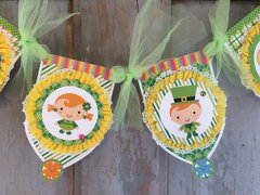 Doodlebug Happy Go Lucky collection project (banner)