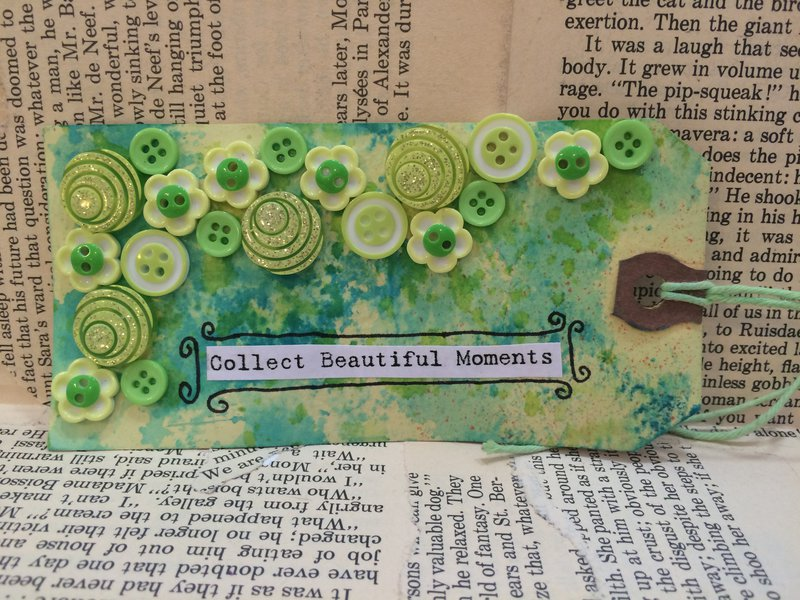 Faber-Castell Design Memory Craft/Queen&Co project