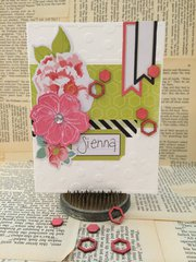 Heidi Swapp/American Crafts/Sizzix project