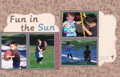 Vol 14 Pg 11-12 Fun in the Sun