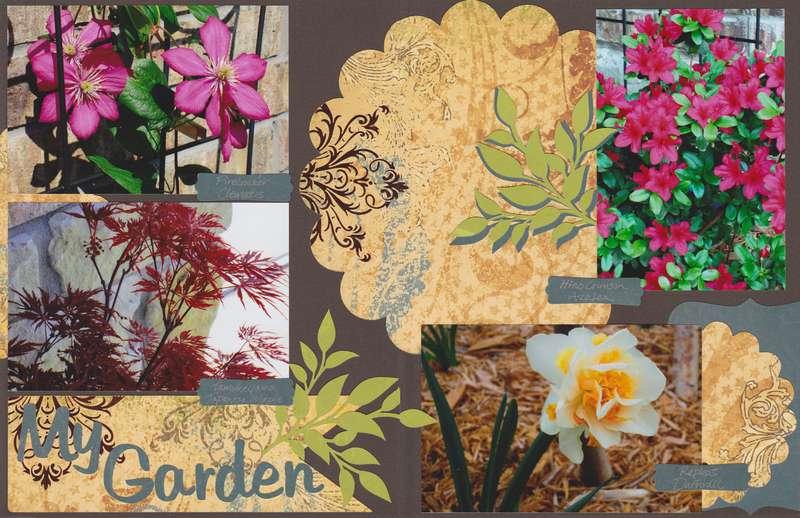Vol14 Pg 27-28 My Garden