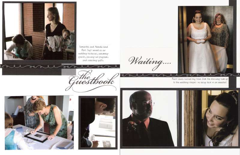 Wedding Album Pg 10-11