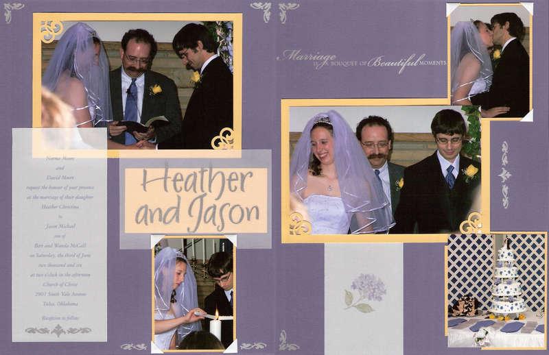 V8 Heather and Jason's Wedding