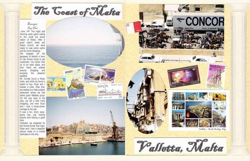 Europe 17: Malta