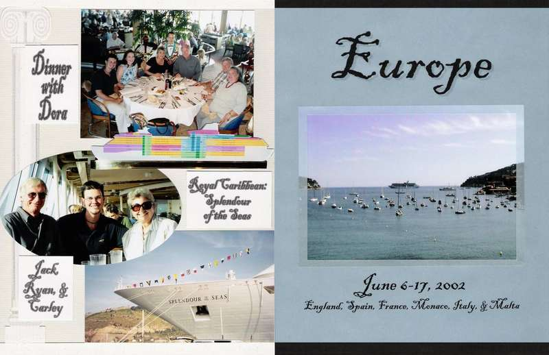 Europe 19: Cruise Fun