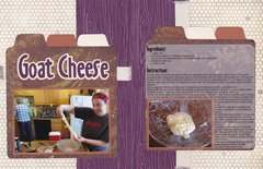 Vol 15 Pg3-4 Colorado Vacation #2 Goat Cheese