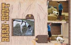 Vol 16 Pg23-24 Barn Hunt