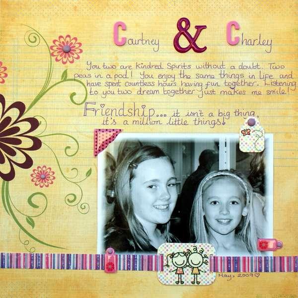 Courtney & Charley