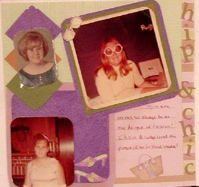 My Hip & Chic Ma! (Creative Memories only)