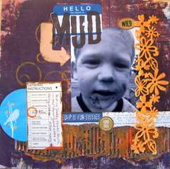 Hello my name is MUD