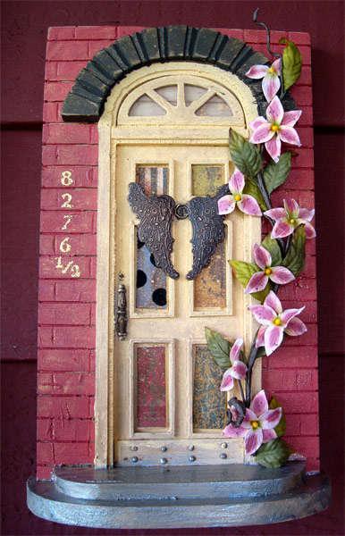 Fairy Door ** Bad Girls Project 52