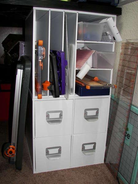 Cutter Storage