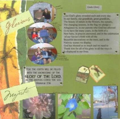 Glory of God pg 1