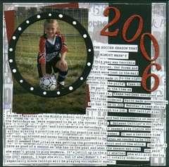 Soccer 2006 - Lft. Side