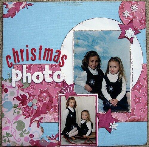 Christmas Photo 2001