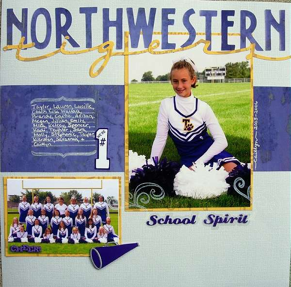 Cheerleading - 6th Grade