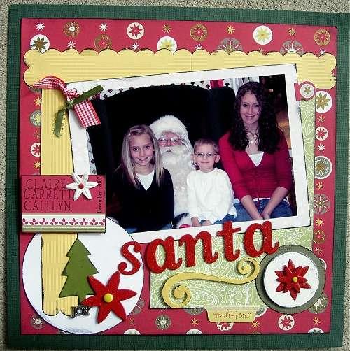 Santa Tradition 2007