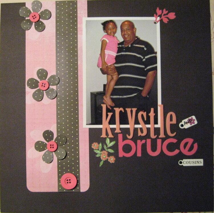 Big Cousinzzzzzzzzzz Bruce