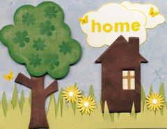 Home Card I