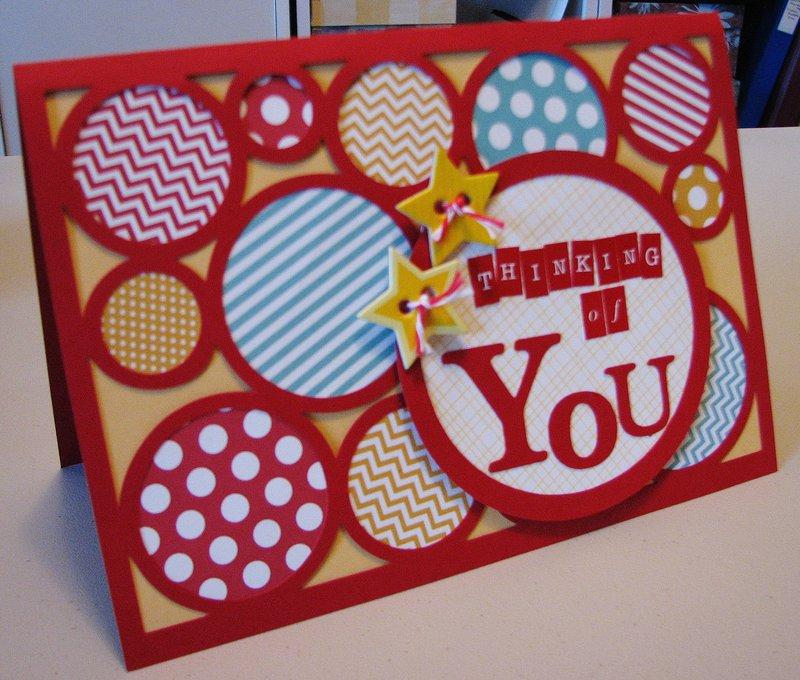 Cardmaking with Jen Long - NSD Class